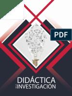 LIBRO DIDÁCTICA  DE LA INVESTIGACION - TRES EDITORES