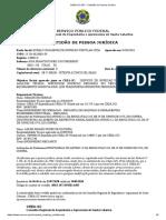 CREA-SC NET - Certidão de Pessoa Jurídica