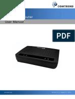 VR-3030-Comtrend-User-Manual