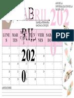 Abril 2020