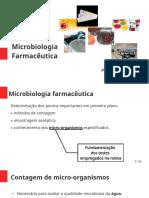 4. Rotina Microbiologia Farmacêutica