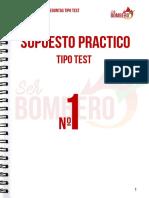 Supuesto Tipo Test Numero 1