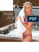 Vita Spas Product Guide