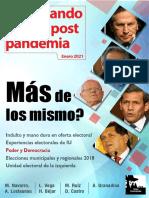 Imaginando el Perú Post Pandemia