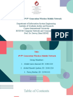 Term Project of Computer Networks and Communication