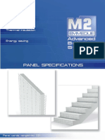 Emmedue M2 Panel_specifications