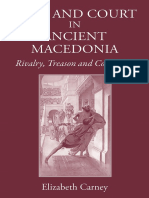 Elizabeth Carney - King and Court in Ancient Macedonia_ Rivalry, Treason and Conspiracy (2015, The Classical Press of Wales) - Libgen.lc