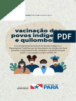 SESPA - Combate à Desinformação Entre Indígenas e Quilombolas