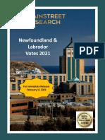 NewfoundlandandLabrador Final 2021