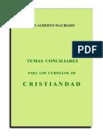 Temas Conciliares  CURSILLOS CRISTIANDA
