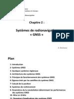 Chapitre 2 GNSS