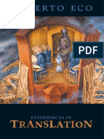 Experiences in Translation by Umberto Eco (z-lib.org)
