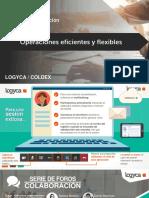 Memorias 2do Foro - Operaciones eficientes y flexibles