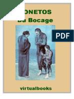 Bocage - Sonetos