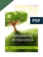 Módulo V Fundamentos da frutificação