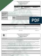 Reporte Proyecto Formativo - 1901119 - Aplicar Buenas Practicas Para