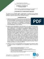 ACUERDO No. CSJANTA21-10 - Autoriza Cierre Juzgados Laborales
