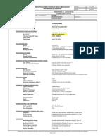 Especificaciones Tecnicas RAPTOR 44 - JMC - 322 - RESEMIN S.A. (CHUNGAR)