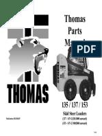 153 Parts Manual