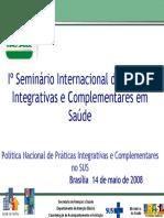 Dra. Carmem De Simoni - Brasil