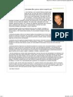 O Ser Humano Como Unidade Bio-psico-sócio-espiritual (José Gilson Cavalcanti)