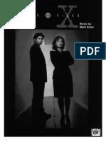 X-Files, The - Theme