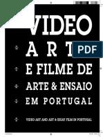 Video Arte Em Portugal