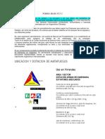 UBICACION Y DOTACION DE MATAFUEGOS NORMA-IRAM-3517