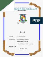ESTUDIO DE LA DIRECCIÓN