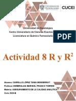 ACTIVIDAD 8 R Y R2