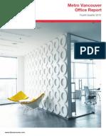 DTZ Barnicke Q4 2010 Office Report (HQ)