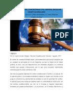 CONTROL CONCENTRADO Y DIFUSO DE CONSTIT