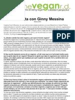 Entrevista con Ginny Messina ESPAÑOL
