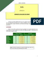 Ejercicios Excel - Excelente Presentación