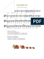 Sonnenkäfer-Lied