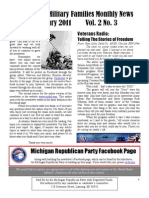 Newsletter Feb. 2011 part 2