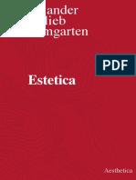 Baumgarten EsteTica