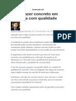 Construção civil_argamassa e concreto