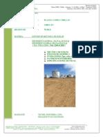 Informe 20-2019 Estanques v=10000 m3 y 5000 m3 Planta Chillan