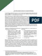 Informare unica GDPR 03.2019 ro