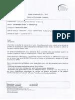 examen licence logistique maritime et portuaire