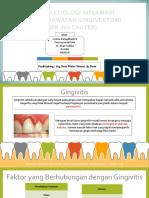 ppt gingivektomi (laser dan cauters)