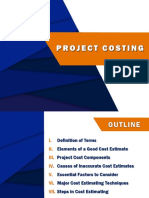Project Costing