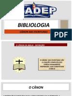 POWERPOIT BIBLIOLOGIA AMINADABI