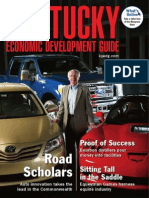 Kentucky Economic Development Guide 2010
