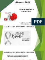 JANEIRO BRANCO - ALEX