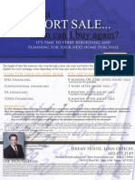 When Can I Buy - Short Sale