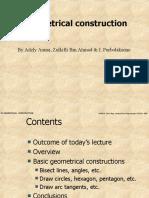 3-Geometrical construction (Sem 1 07-08)