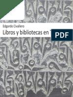 Civallero, Edgardo (2016). Libros y Bibliotecas en Tibet