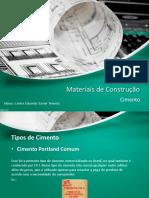 cimentos - 20190111713 - Carlos Eduardo Xavier Teixeira